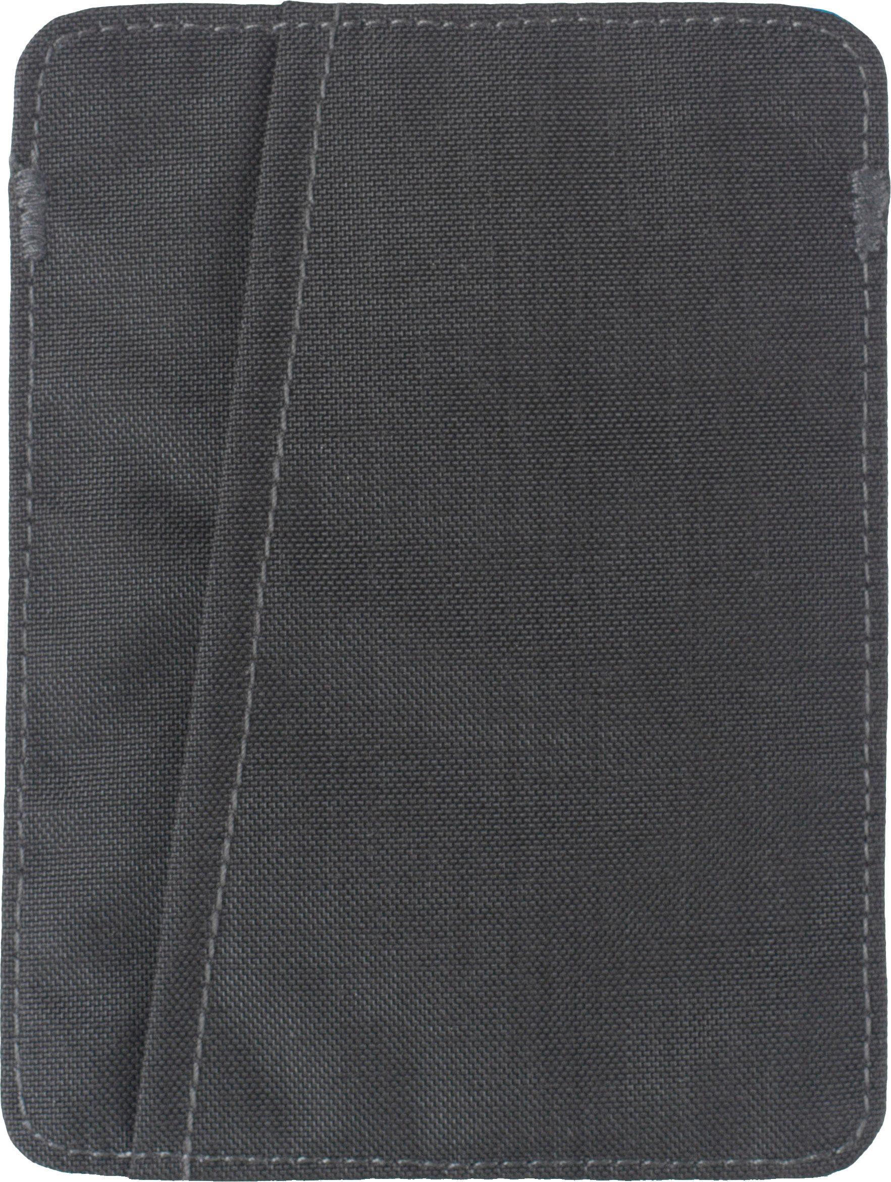 52f5abfcb5ff6 Lifeventure RFID Passport Portfel szary | Sklep Addnature.pl